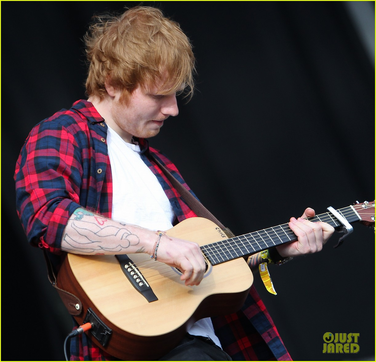 ed sheeran big weekend glasgow 10
