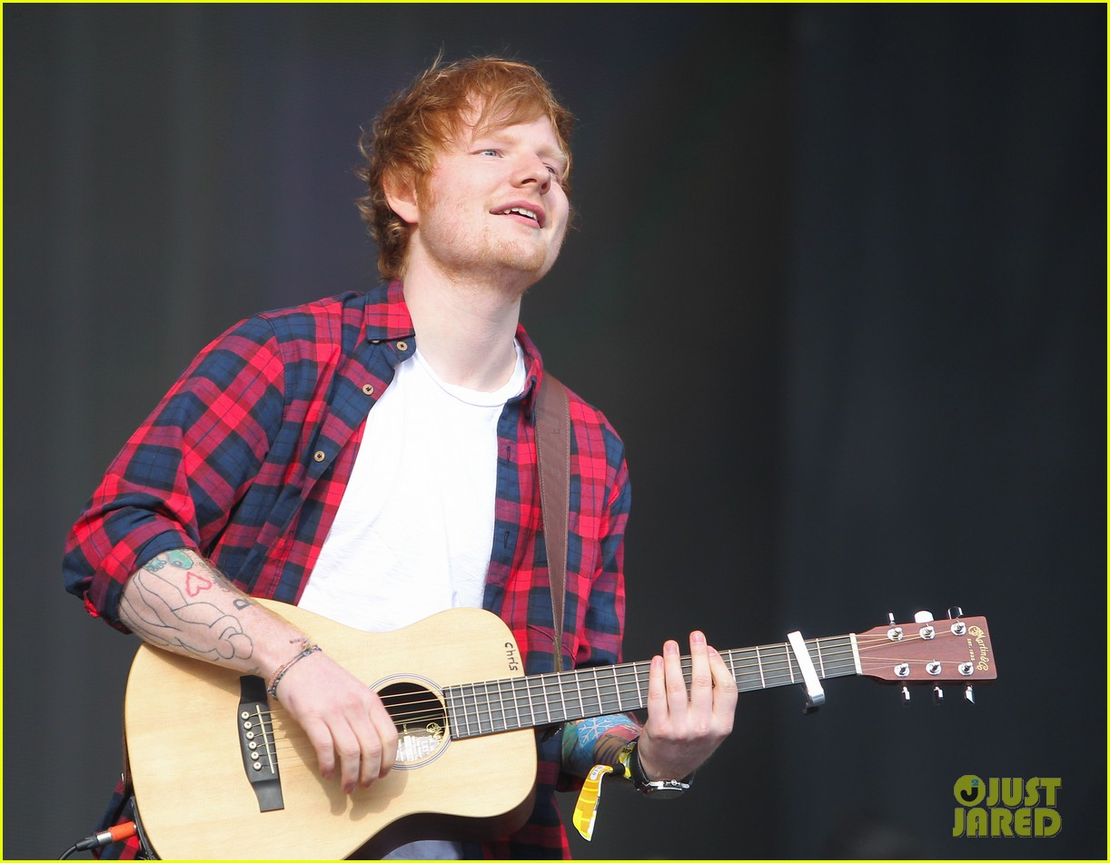 ed sheeran big weekend glasgow 11