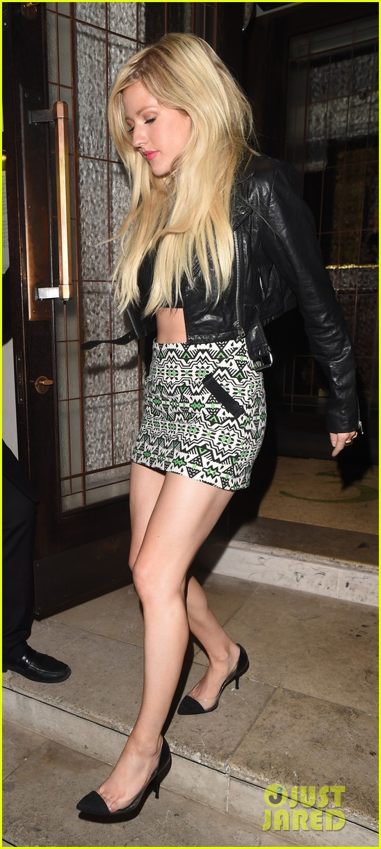 ellie goulding katy perry dine out together in london 01