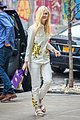 elle fanning soho eat 100 years 13