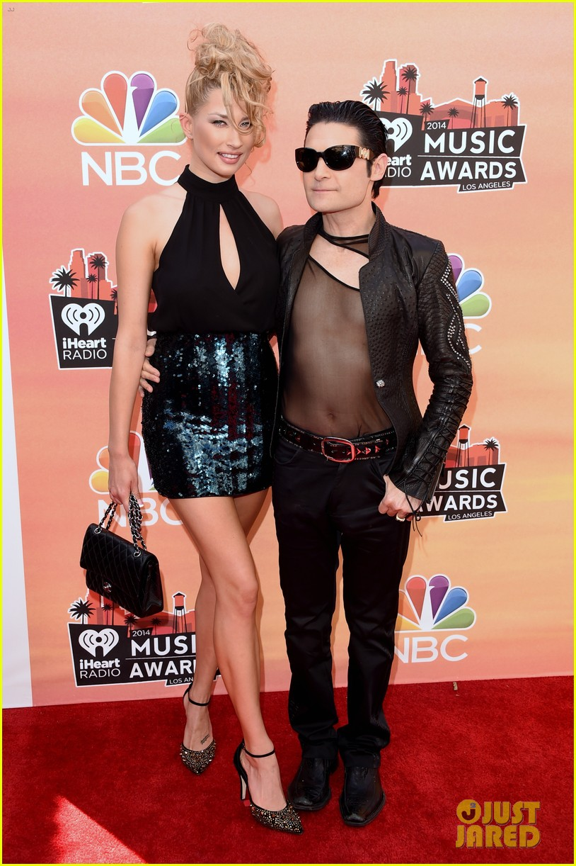 corey feldman iheartradio music awards 2014 07