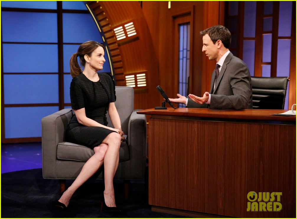 tina fey thinks ellen degeneres will be a late show host 023113914