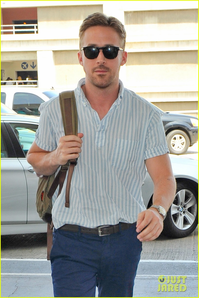 ryan gosling travels cannes the lost river 01