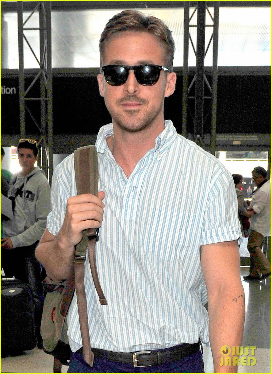 ryan gosling travels cannes the lost river 10