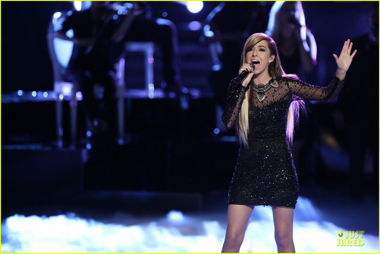christina grimmie the voice finale performances 103117839
