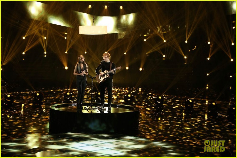 christina grimmie ed sheeran perform all of the stars voice 03