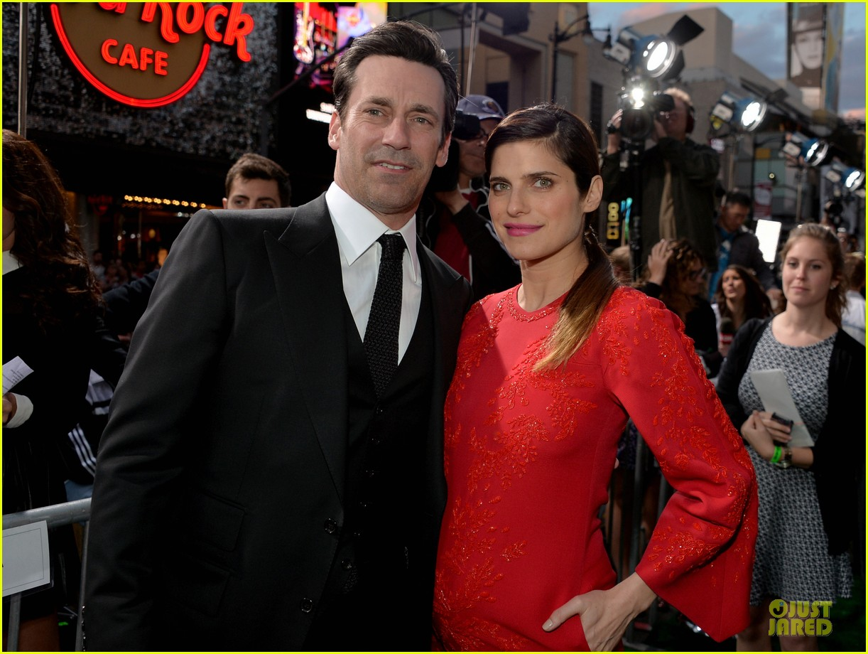 jon hamm lake bell million dollar arm hollywood premiere 023107199