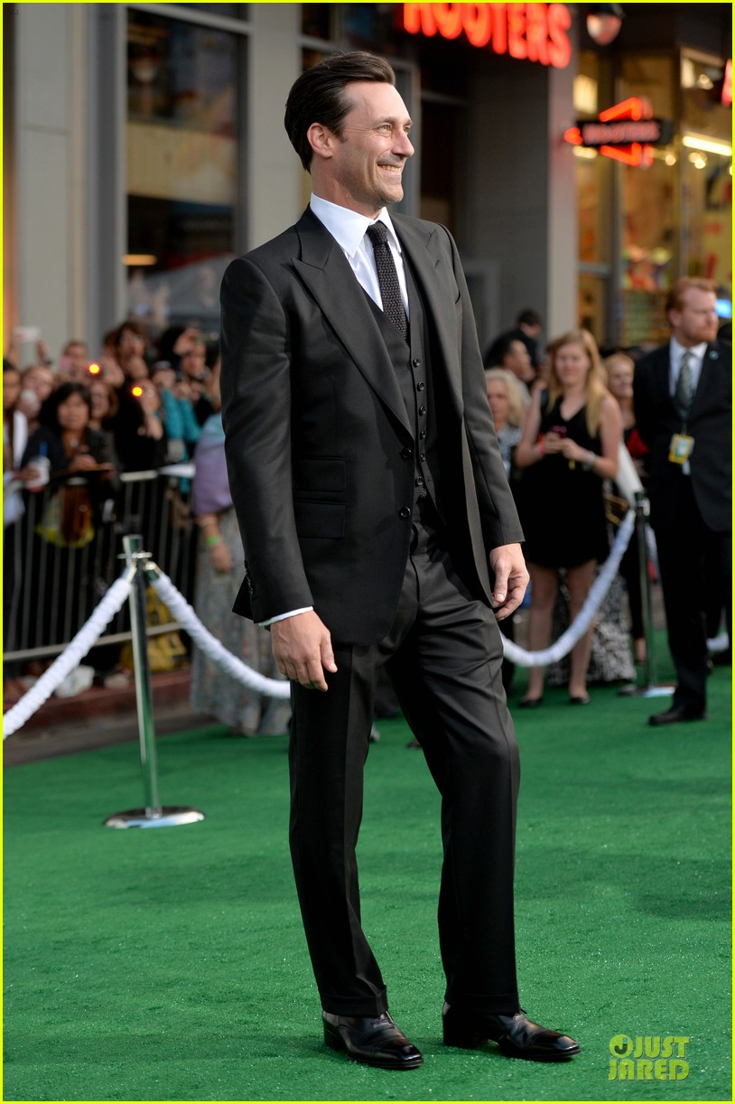 jon hamm lake bell million dollar arm hollywood premiere 083107205