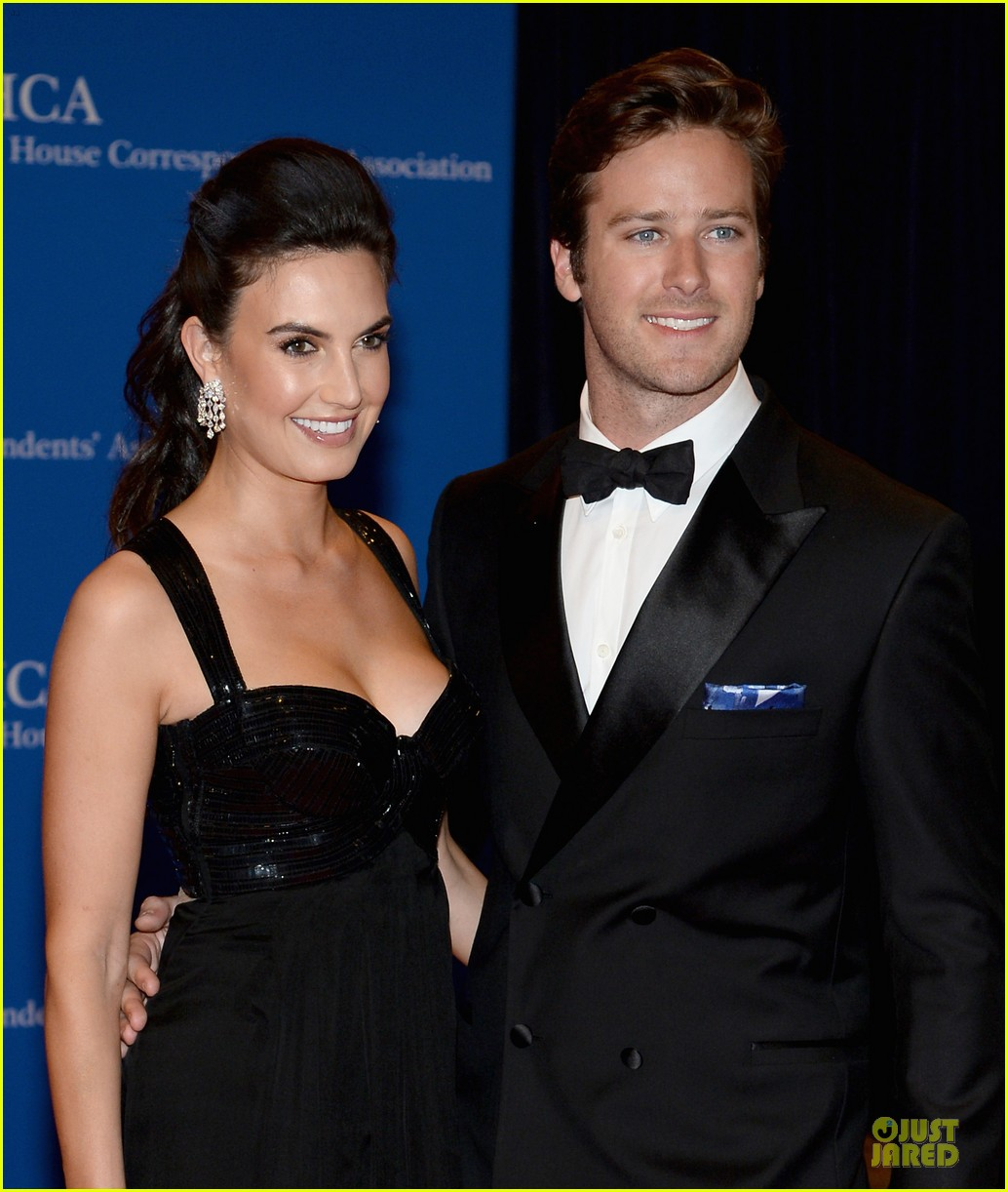 armie hammer white house correspondents dinner 2014 04