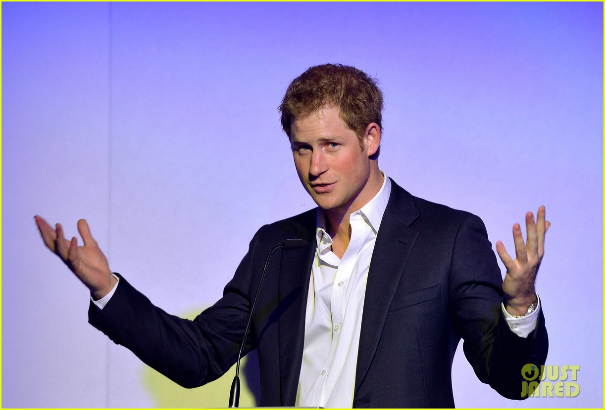prince harry charity dinner changing lives 11