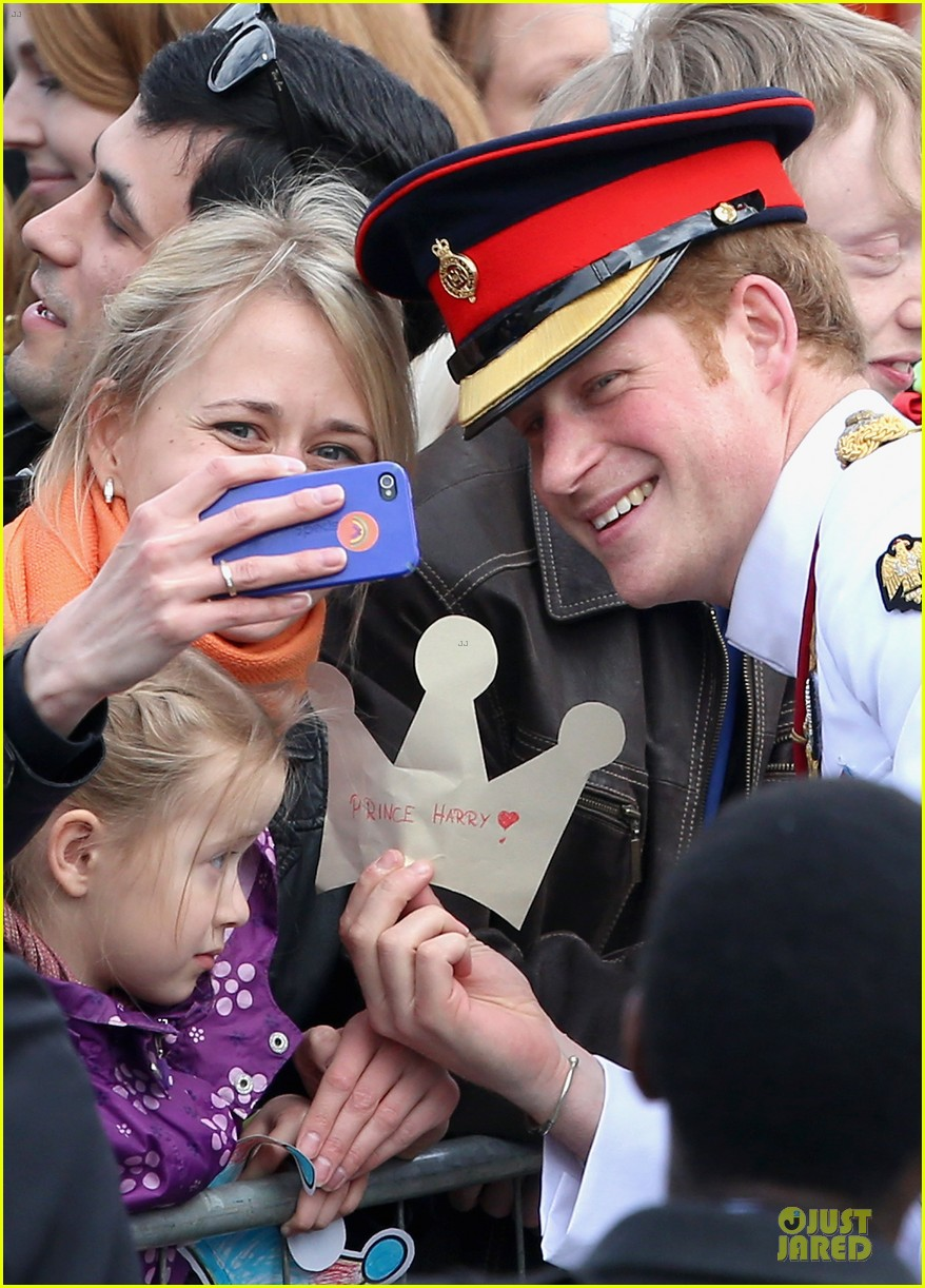 prince harry charm us on two day estonia visit 043115711