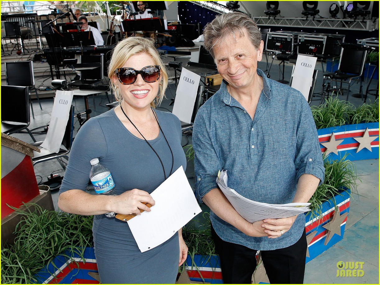 megan hilty blue at memorial day concert rehearsals 043122169