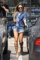 vanessa hudgens double denim boat life 01