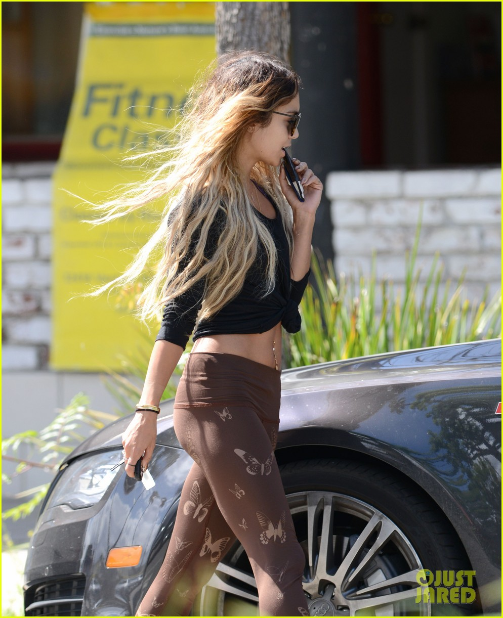 vanessa hudgens pilates after tisdale wknd 05