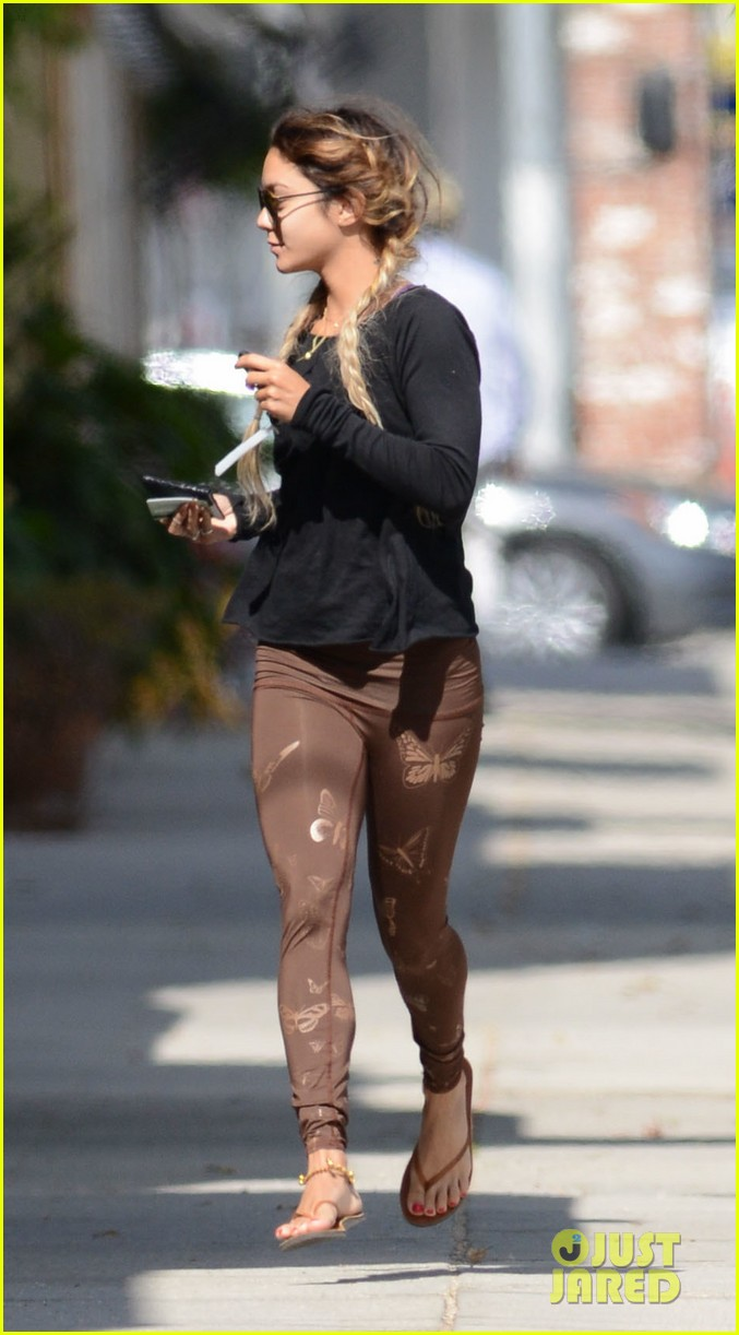vanessa hudgens pilates after tisdale wknd 083118198