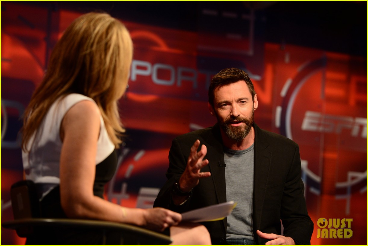 hugh jackman calls out wwes john cena on sportscenter 063118720