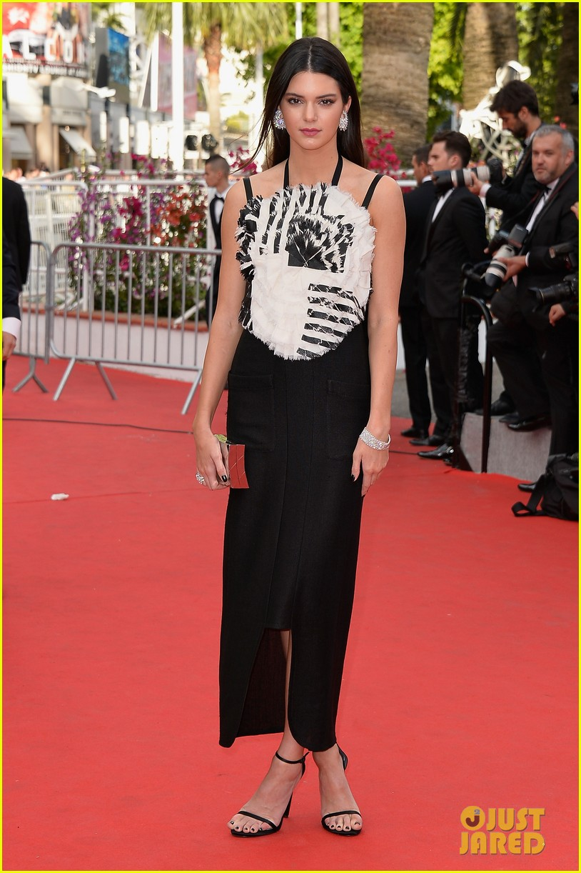 kendall jenner makes cannes film festival debut 043113347