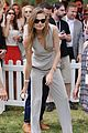 dakota johnson behati prinsloo check out a polo match 16