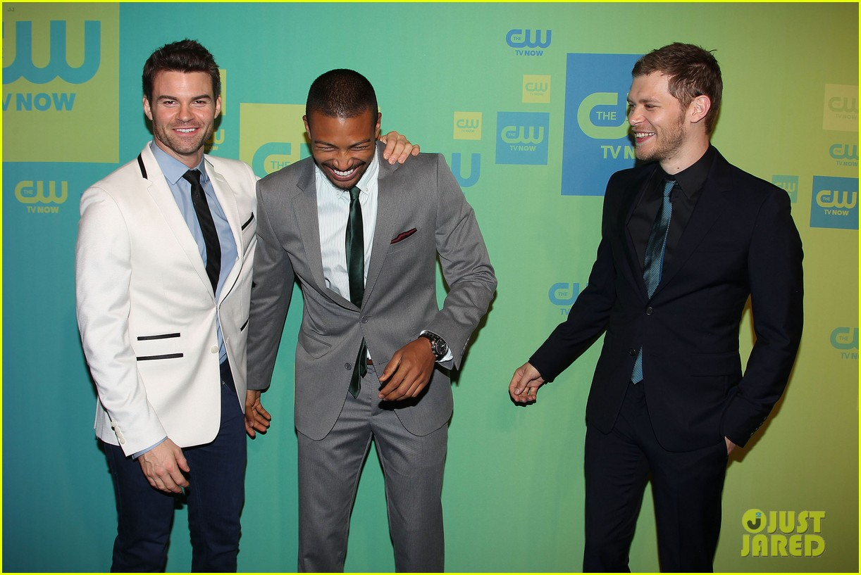 joseph morgan phoebe tonkin the originals cw upfronts 163114101