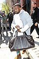 kim kardashian kanye west step out before the met ball 08