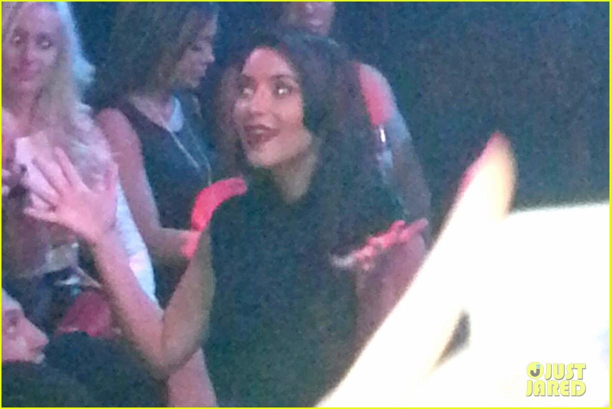 kim kardashian joins khloe to support french montana 173113382