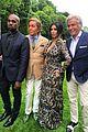 kim kardashian kanye west celebrate pre wedding lunch with valentino her entire family 01