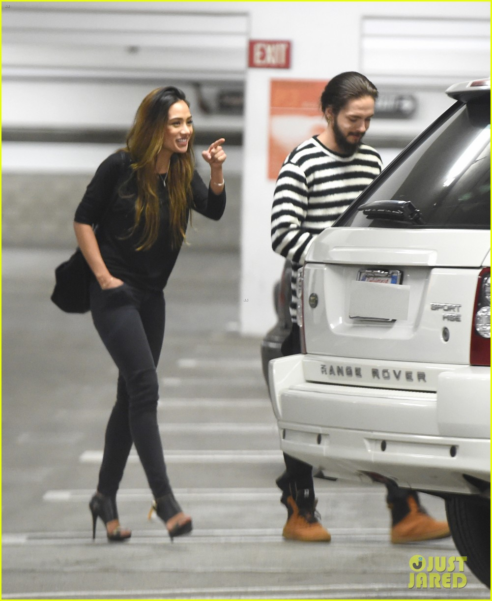 tom kaulitz movie date night with girlfriend ria sommerfeld 11