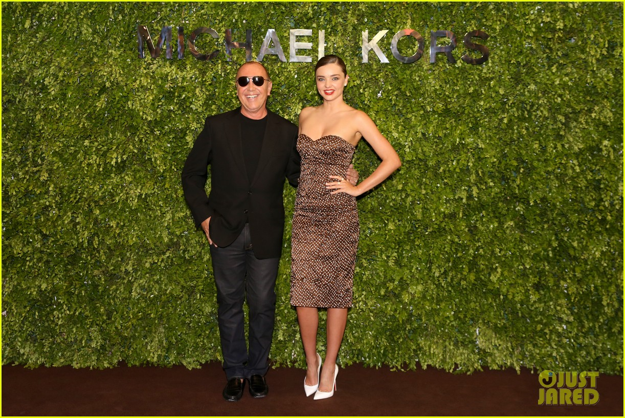 miranda kerr travels to china for michael kors store opening 06