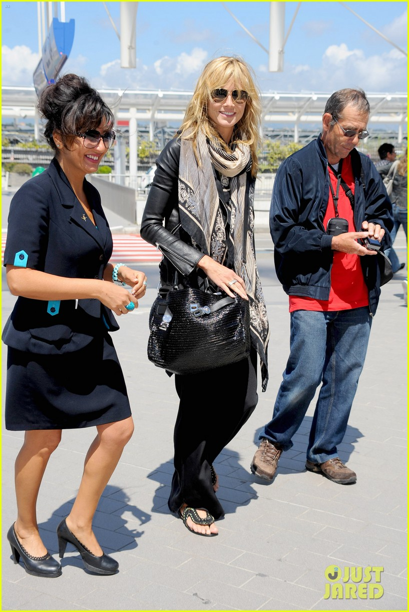 bye bye cannes heidi klum rosie huntington whiteley depart 12