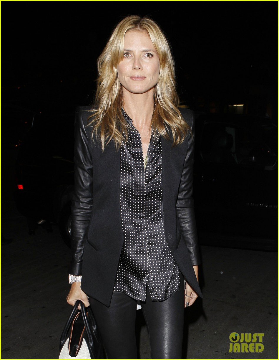 heidi klum supports youth development at up2us gala 05