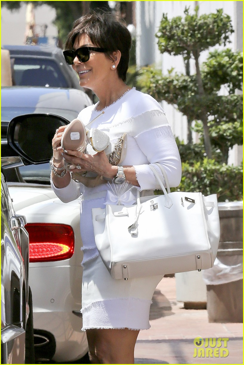 kourtney kardashian kris jenner attend kims bridal shower 253110269