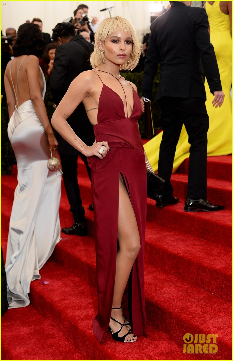 zoe kravitz met ball 2014 05