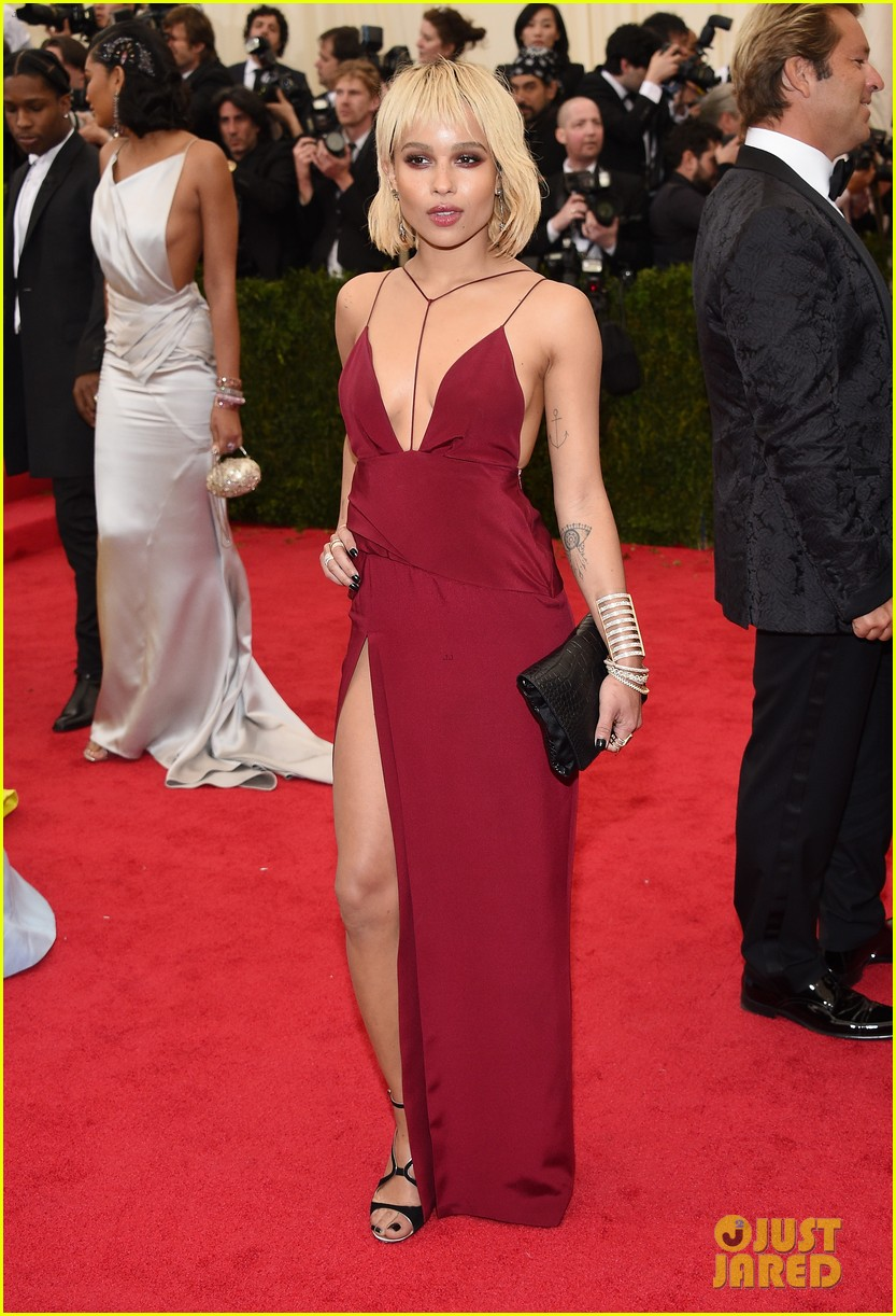 zoe kravitz met ball 2014 07