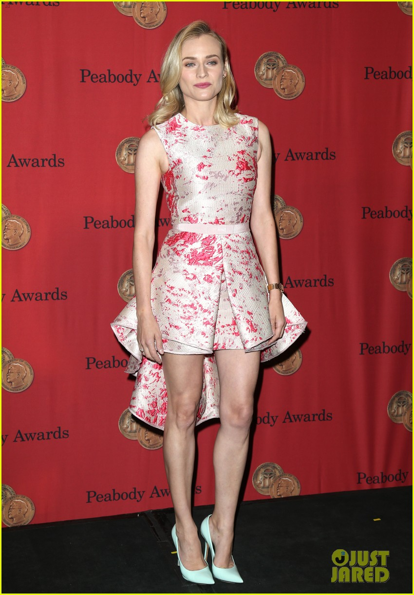 diane kruger spring dress peabody awards 10