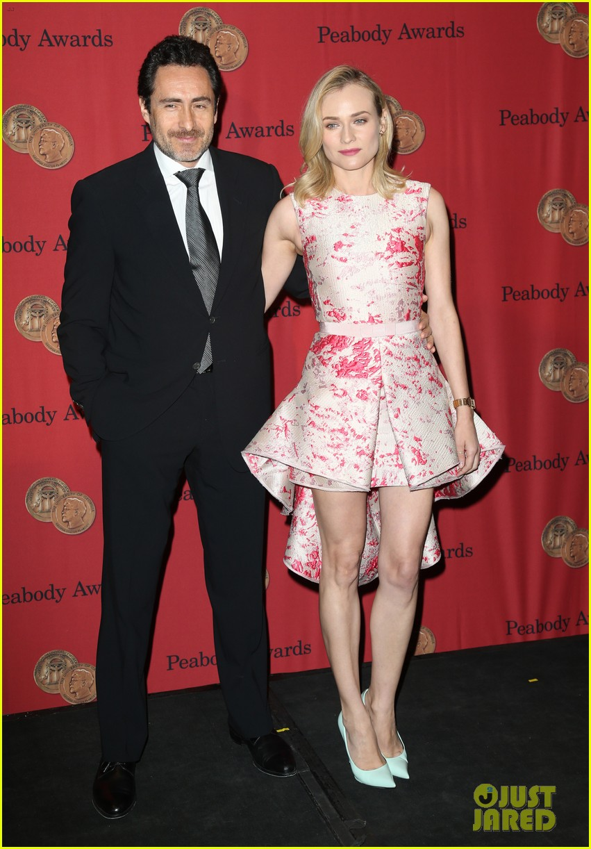 diane kruger spring dress peabody awards 243117534