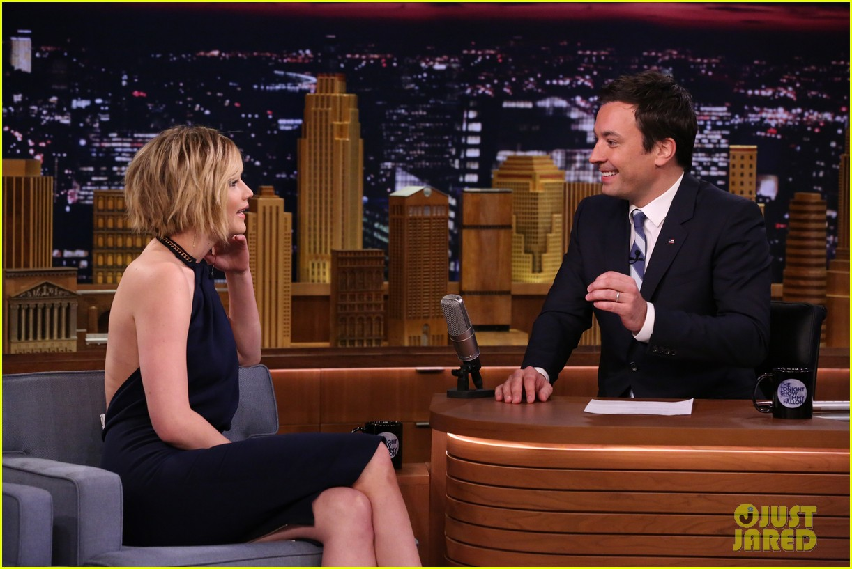 jennifer lawrence bearded lady fallon 02