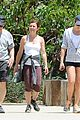 lea michele hike parents funny girl 10