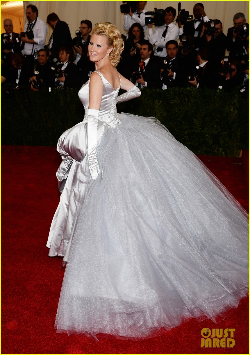 sandra lee met ball 2014 033105948