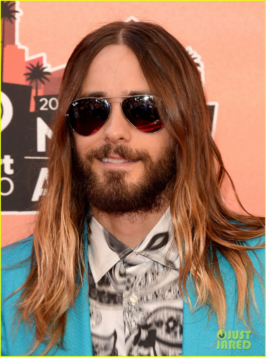 jared leto iheartradio music awards 2014 043103290