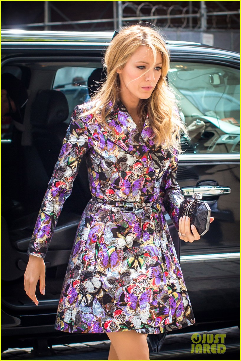 blake lively indulged in sundaes after the met ball 063108131