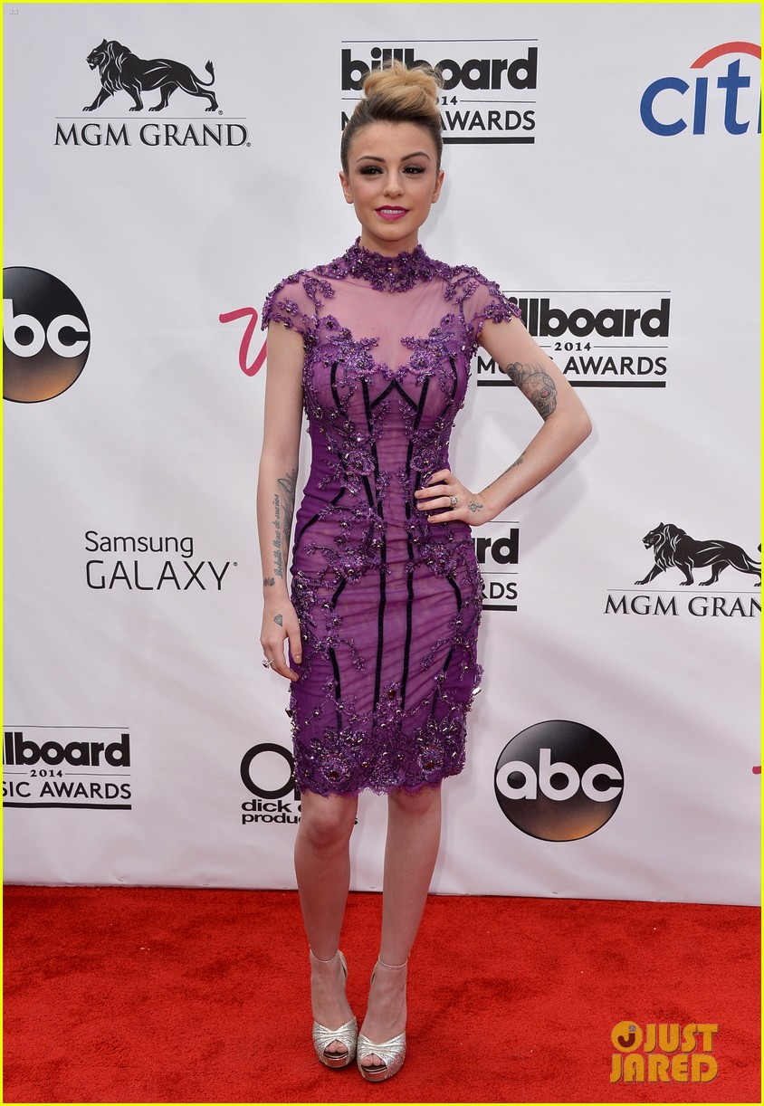 cher lloyd billboard music awards 2014 red carpet 03