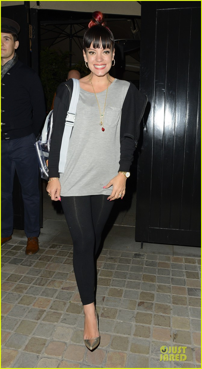 lindsay lohan lily allen hooked on chiltern firehouse 073125133