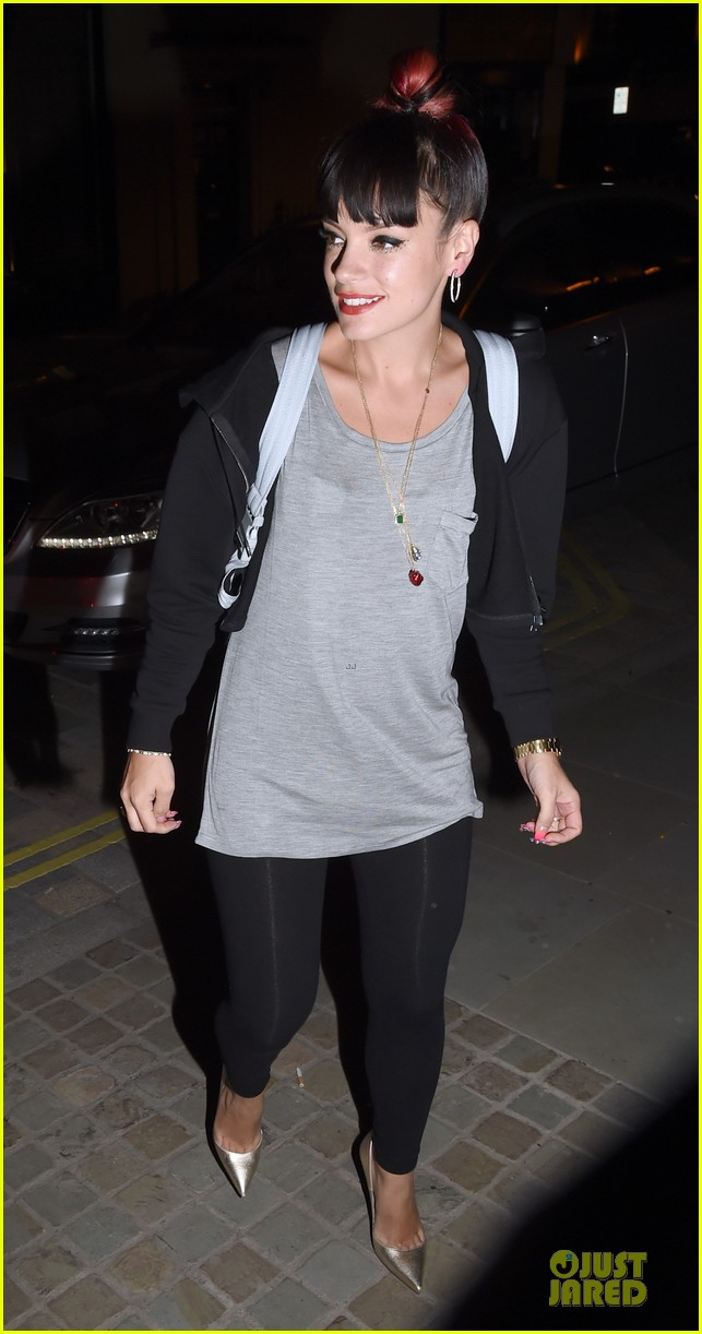 lindsay lohan lily allen hooked on chiltern firehouse 143125140