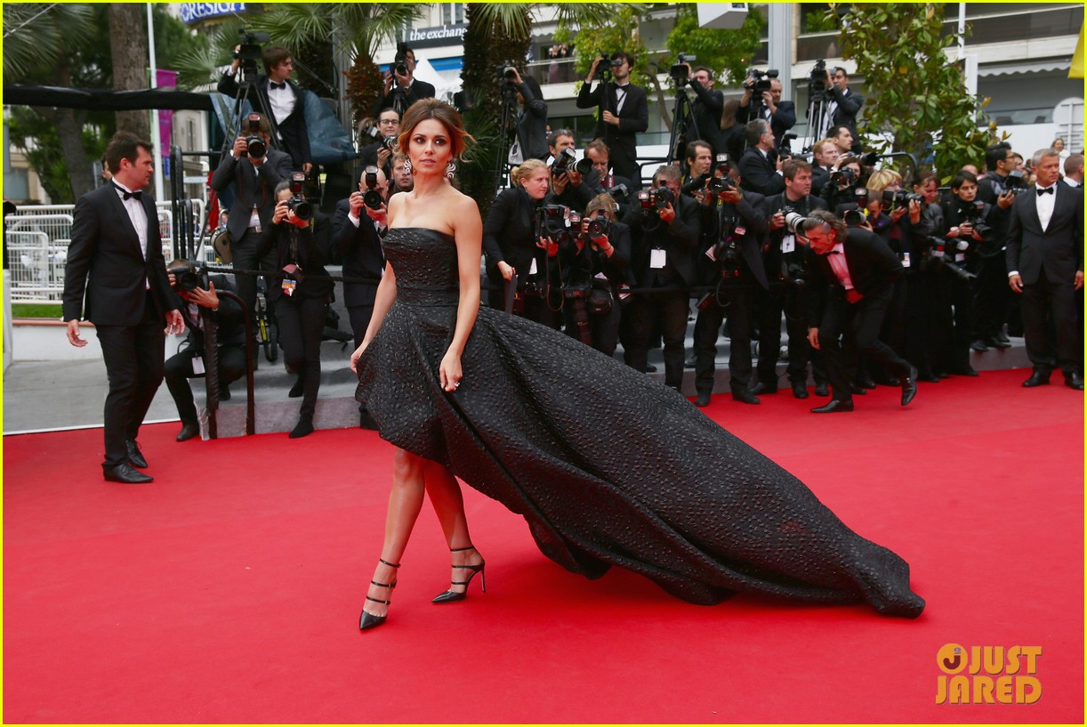 eva longoria riley keough foxcatcher cannes premiere 17
