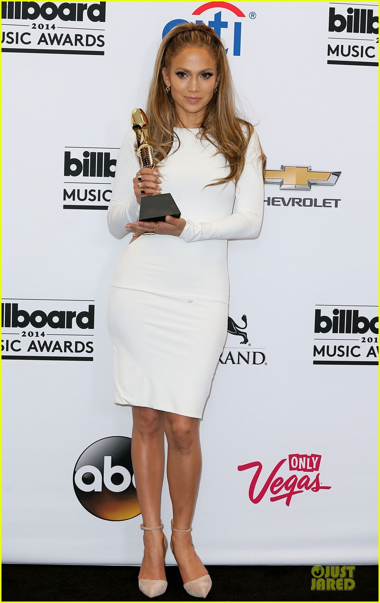 jennifer lopez vision white billboard press room 033117072
