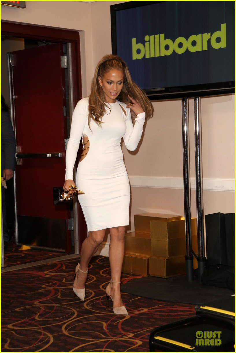 jennifer lopez vision white billboard press room 123117081