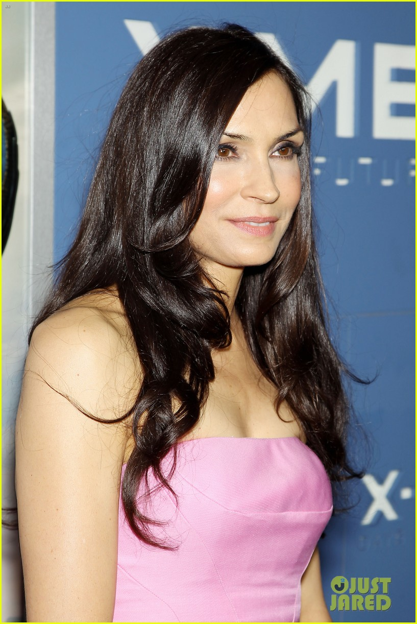 james marsden famke janssen x men premiere 40