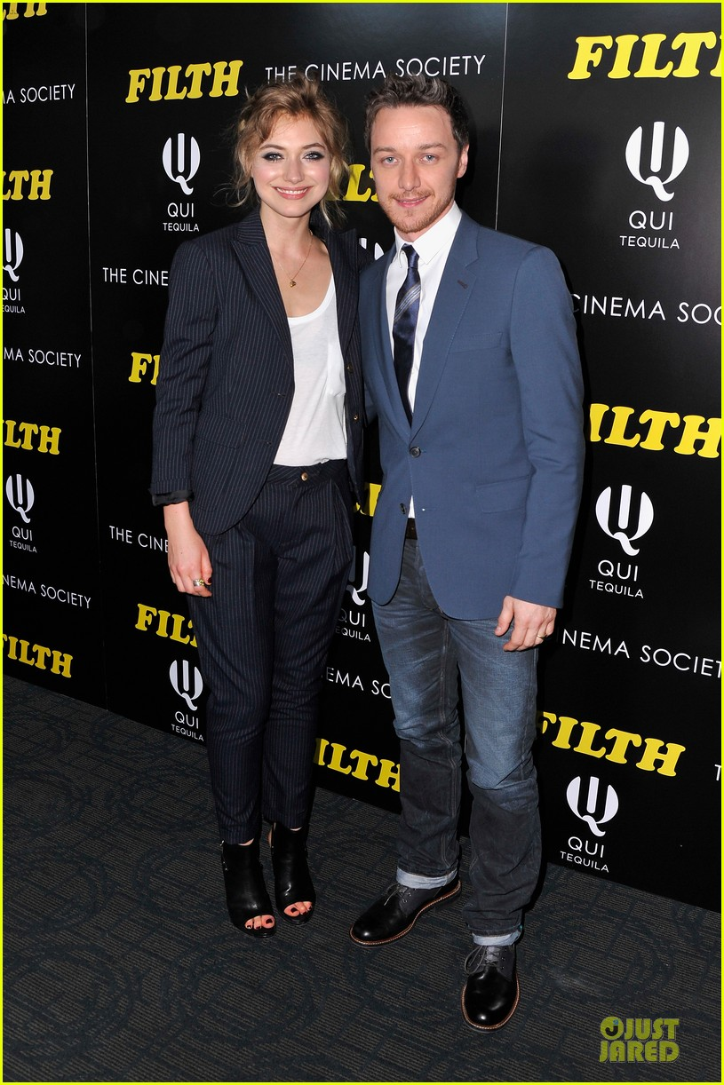 james mcavoy imogen poots filth screening 01