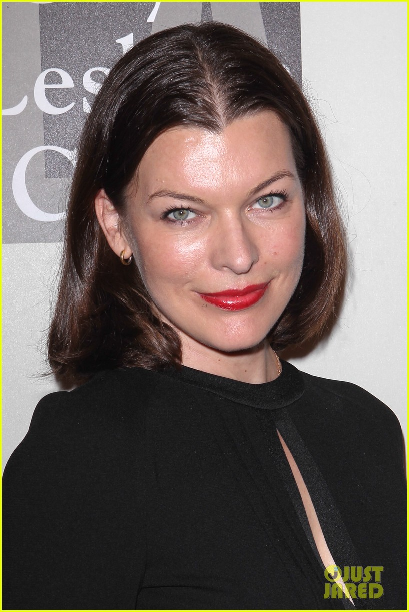 Milla jovovich when she was young apologise