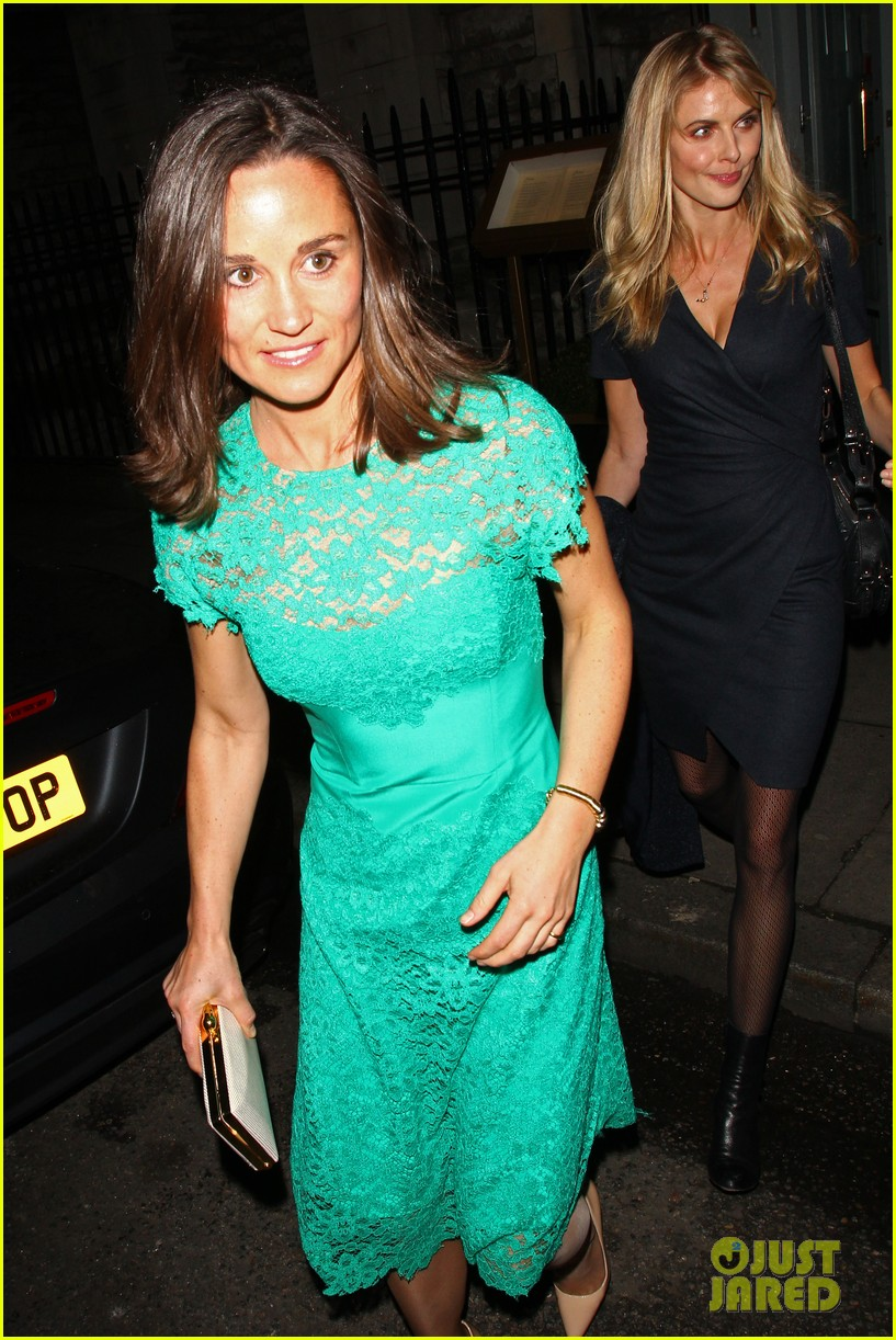 is pippa middletons butt real 14
